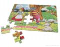 Custom Printing Paper Jigsaw Puzzle Game