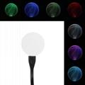 Mini RGB Flexible USB Lamp Base Acrylic
