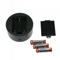 Classical 3D LED Lamp Base with 10 RGB