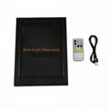 LED Photo Frame with Blank Acrylic Plate