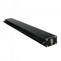 RGB 5050 LED Light Bar Edge Lit Clamp for Acrylic Plate TDL-US 3