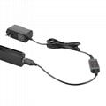 RGB 5050 LED Light Bar Edge Lit Clamp for Acrylic Plate TDL-US 5