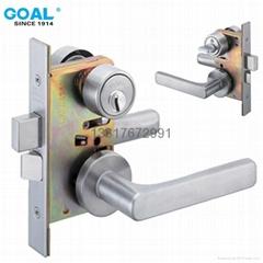 日本GOAL AS.LX系列LX-5NU11S型不锈钢进口执手锁