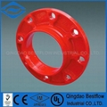 ul fm approved ductile iron grooved pipe