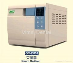 dental autoclave steam sterilizer Autoclave Sterilizer Pressure