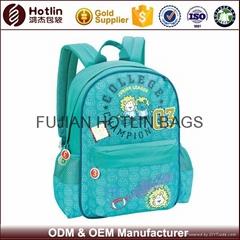 ECO Friendly Children Polyester Fancy School Bags