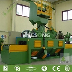 Mesh Belt Blast Machine