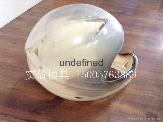 供应各种防护塑料安全帽模具 3