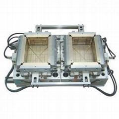 供應塑料電表箱模具