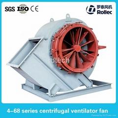 4-68series centrifugal ventilator fan