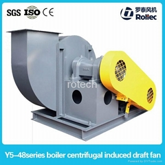 5-47 5-48 series boiler centrifugal induced draft fan