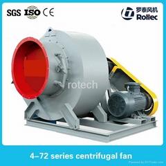 China centrifugal blower fan ventilation fan 90kw