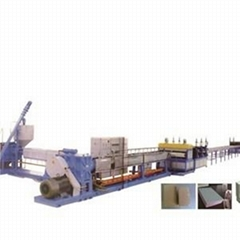 XPS Heat Insulation Foamed Plate Production Line XPS