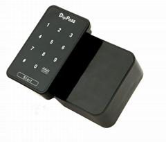 Wireless Online and  Offline RFID locker lock