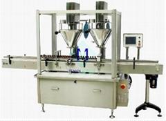 高精度粉末灌装机 YMGP型
