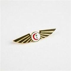 Custom Gold Metal Lapel Pin