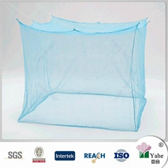 長效殺虫劑處理蚊帳