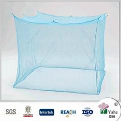 长效杀虫剂处理蚊帐