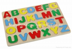 Preschool Educational Maths Toy Wooden Arithmetic Number Pieces