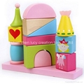 Fairytale Princess Castle Series Pink