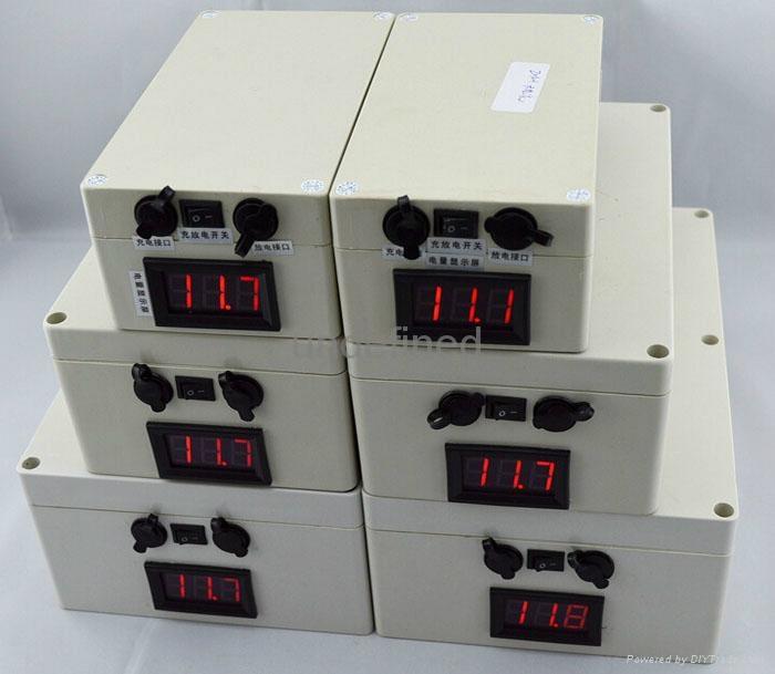 12V20AH solar street light lithium battery 2000times cycle life solar panel batt 3