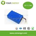 Sell led outdoor lighting batteries 6v
