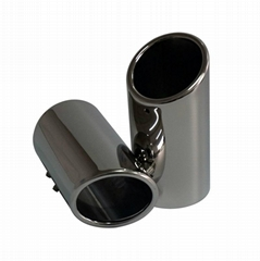 304 stainless steel exhaust muffler tips manufacturer
