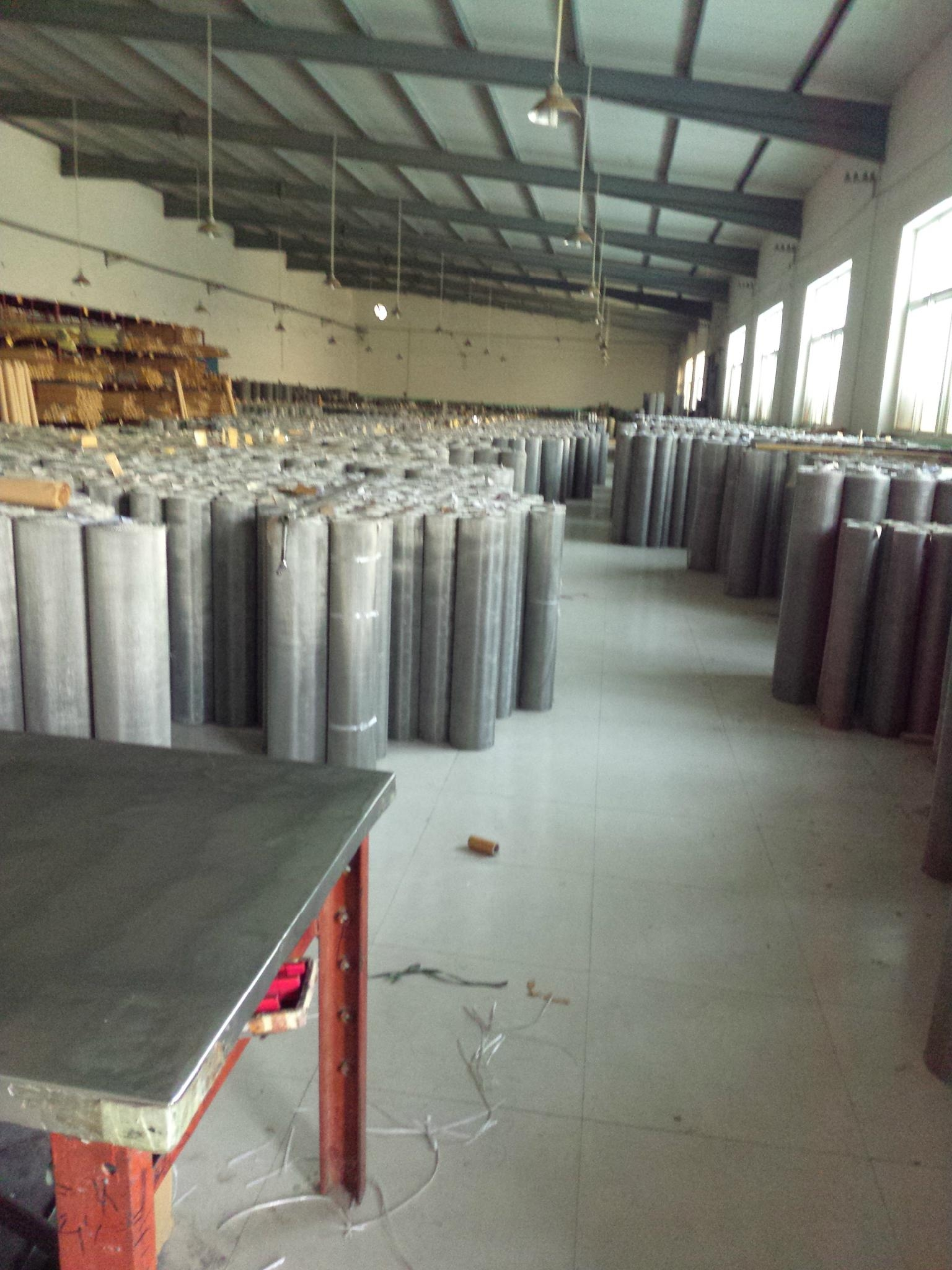 stalinless steel wire mesh professional producer - woven wire cloth 5