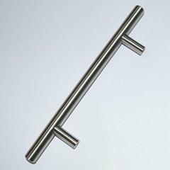 Stainless steel handle Solid  door handle cabinet handle T bar handle