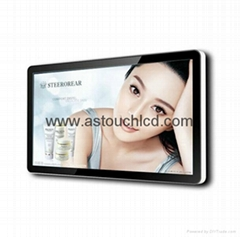 Industrial lcd supplier 22 inch touch screen android tablet kiosk