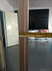 """55"""" inch waterpfoor touchscreen ultra thin lcd ad display with best price"""