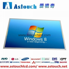 AUO industrial displays G156XW01 V0/V1 tft lcd panel for touch screen kiosk