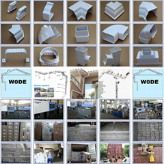 WhatsApp: +0086 15715717714 PVC gutter new product