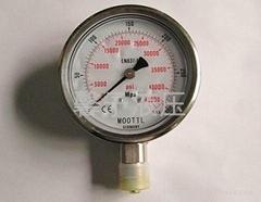 German MOOTTL extra high pressure gauge