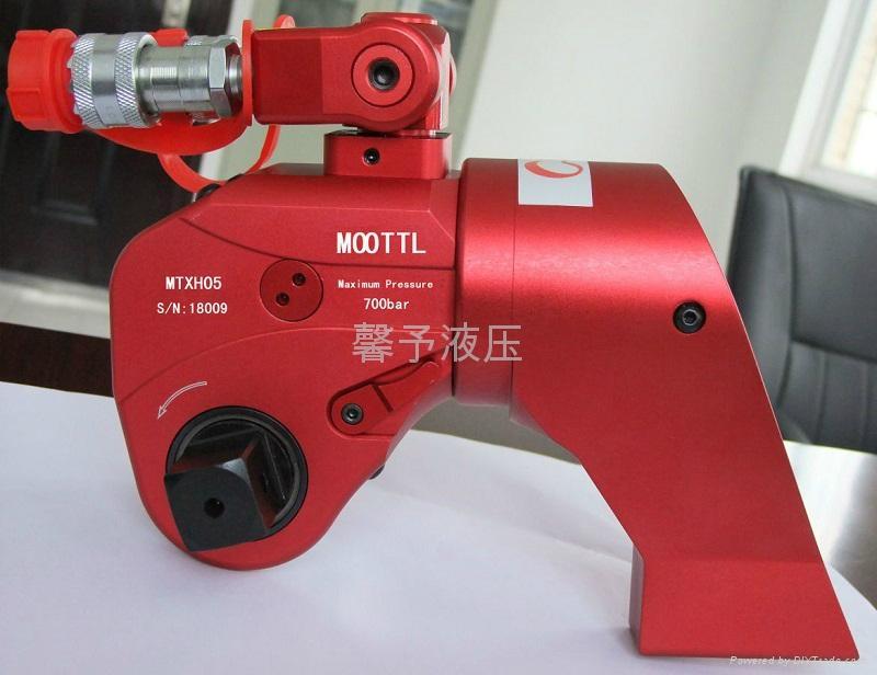 德国MOOTTL液压扭矩扳手 1