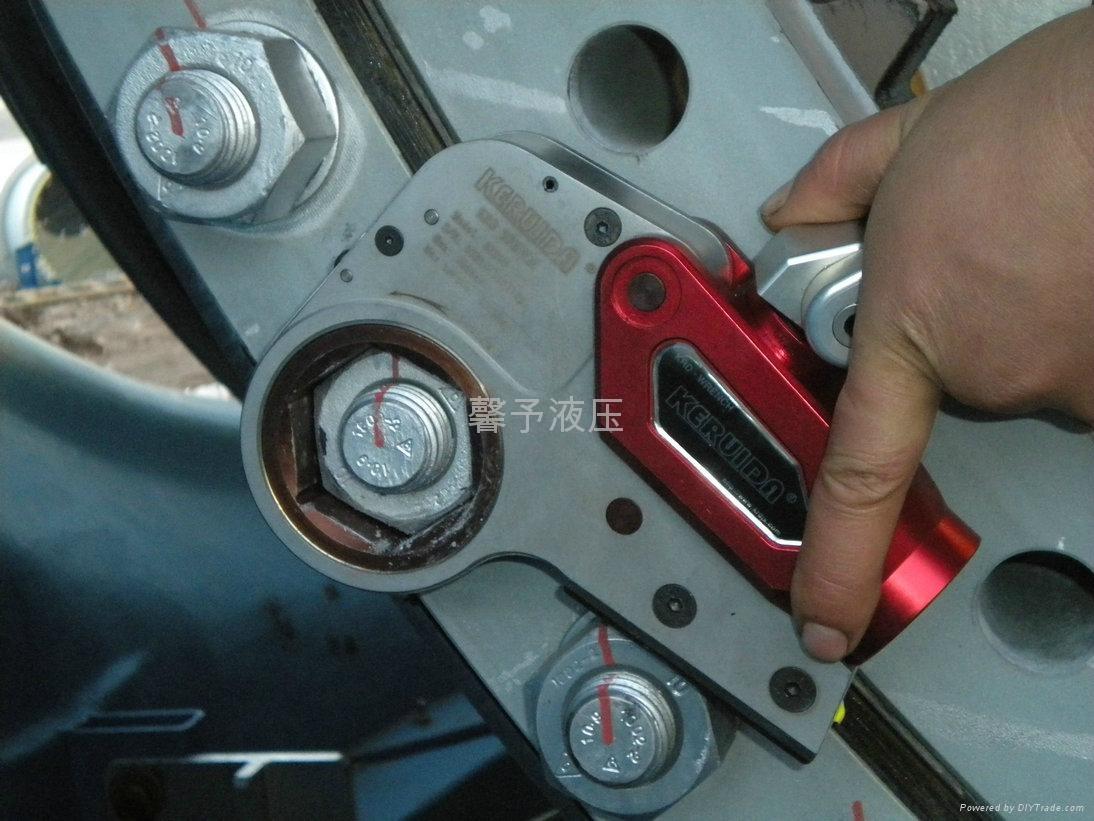 德国MOOTTL液压扭矩扳手 5