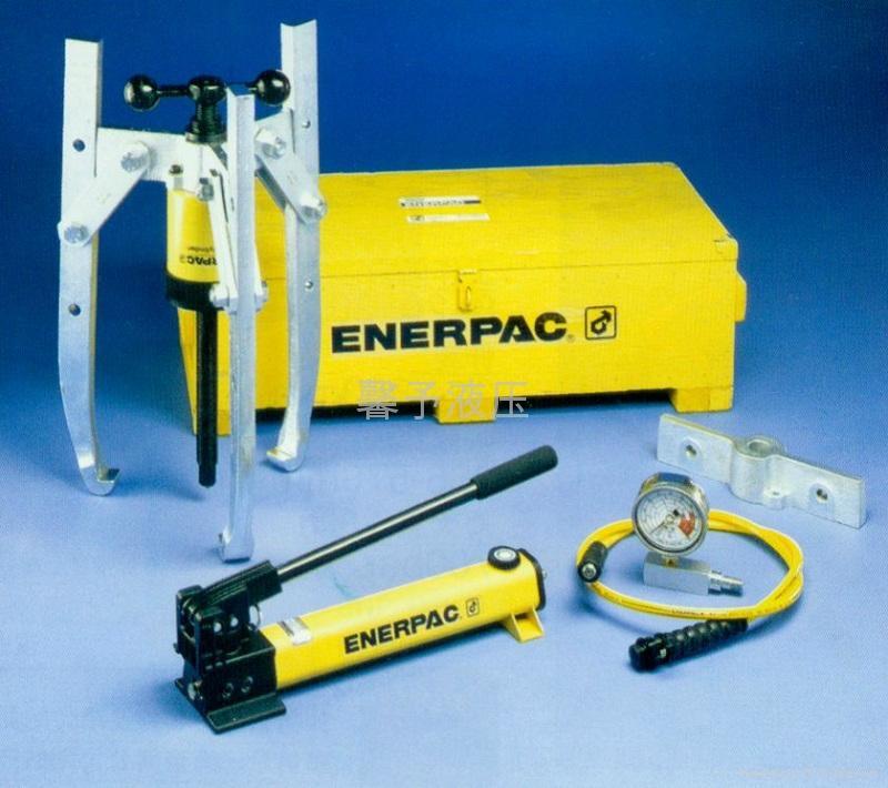 美国ENERPAC分体式液压拔轮器 5