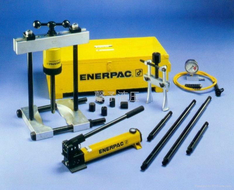美国ENERPAC分体式液压拔轮器 4