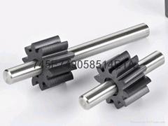 微型泵PEEK微型齿轮