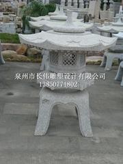 大理石燈籠雕塑廠家燈籠