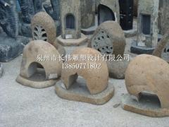 優質石雕燈籠