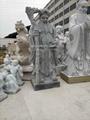 石雕财神福德正神 4