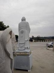校园人物雕刻石雕圣人孔子
