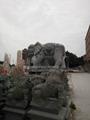 动物厂家石材大象生产景观石头大