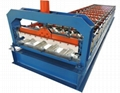 SB 1000 roofing panel roll forming