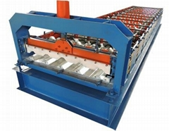 SB 1000 roofing panel roll forming machine