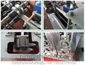 Light keel roll forming machine with tracking cutting 2