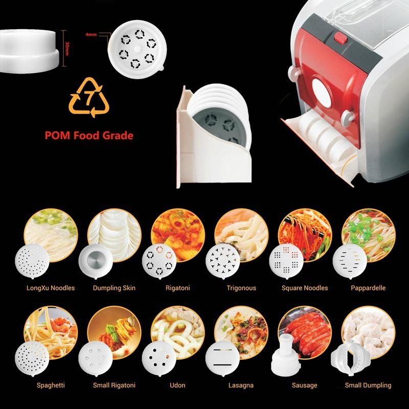 Electric Noodle Machine ND-180A 5