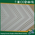 Stainless Steel 304&316 Perforated Metal Mesh for Decorate