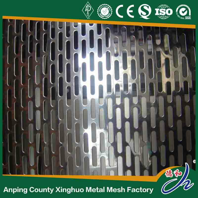 Stainless Steel 304&316 Perforated Metal Mesh for Decorate 2